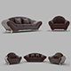 Sofa Set - GraphicRiver Item for Sale