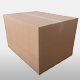 Simple game ready cardboard boxes - 3DOcean Item for Sale