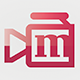 Movideo - Letter M Logo - GraphicRiver Item for Sale