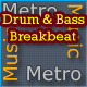 Drum & Bass Breakbeat