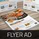 Corporate/ Multipurpose Flyer Ad v12  - GraphicRiver Item for Sale