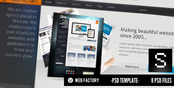 Free Download Web factory Nulled Latest Version