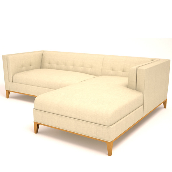 Sofa Design - 3DOcean Item for Sale