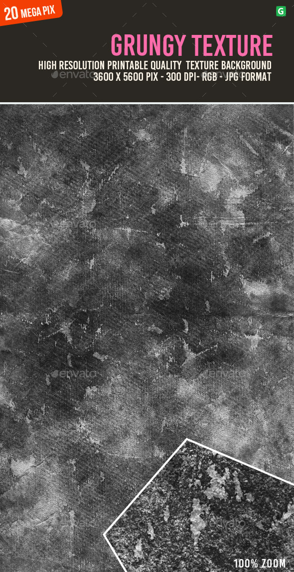 Grungy Texture 136 - Industrial / Grunge Textures