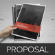 Project & Business Proposal InDesign v4 - GraphicRiver Item for Sale