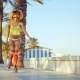 Sexy Shot Of Roller Skate Girl - VideoHive Item for Sale