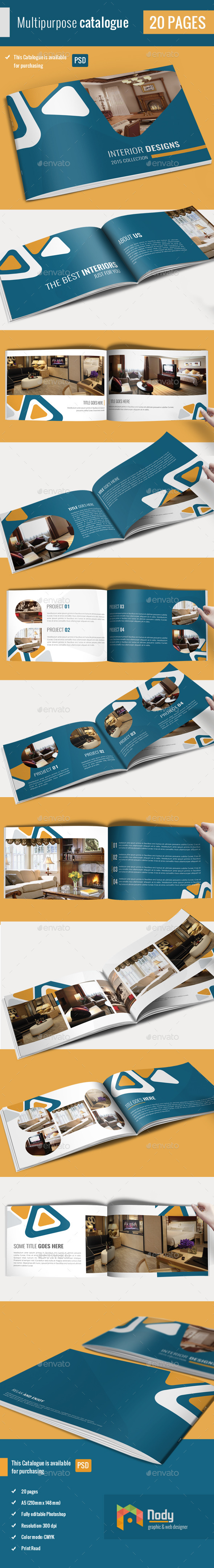 Modern Catalogue-Brochure - Catalogs Brochures