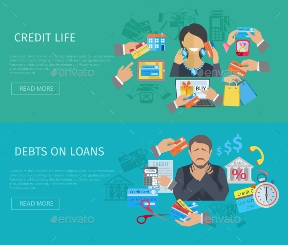 Credit Life Banner - Concepts Business