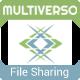 Multiverso - Advanced File Sharing Plugin