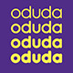 Oduda - Rounded Typeface - GraphicRiver Item for Sale