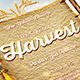 Harvest - Church Flyer - GraphicRiver Item for Sale