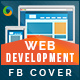Web Development Facebook Cover - GraphicRiver Item for Sale