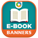 E-Book Banners - GraphicRiver Item for Sale
