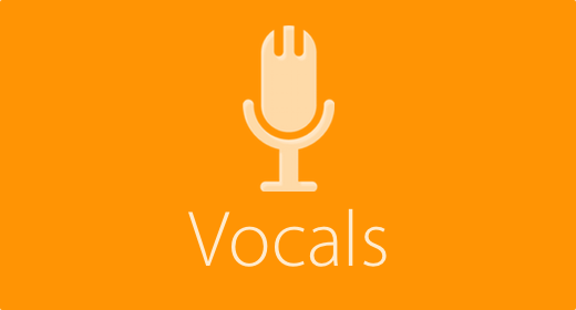 Vocals with Lyrics