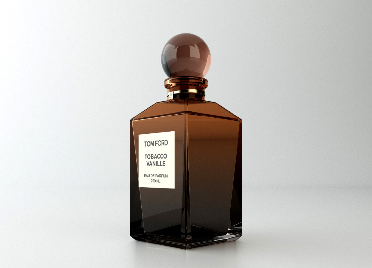 Perfume Tom Ford By Dade983 3docean