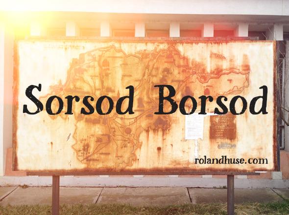 Sorsod Borsod - Serif Fonts