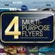 Multipurpose Flyer Bundle - GraphicRiver Item for Sale