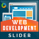 Web Development Slider - GraphicRiver Item for Sale