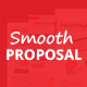 Smooth Proposal Template - GraphicRiver Item for Sale