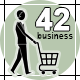 Stick Figure Pictograms / Businessman Character - VideoHive Item for Sale