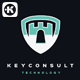 Key Consulting Logo - GraphicRiver Item for Sale