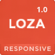 Lozastore-Multipurpose Responsive PrestaShop Theme - ThemeForest Item for Sale