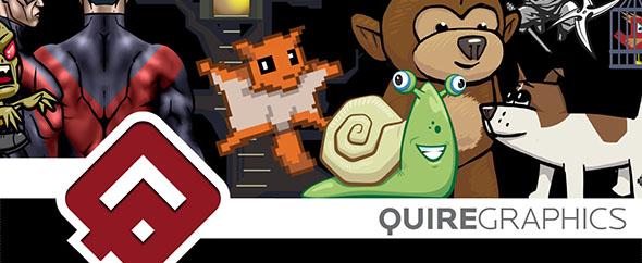 Quiregraphics header