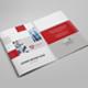 Bi-fold Corporate Brochure Design - GraphicRiver Item for Sale