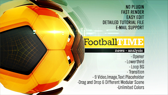 football time package by voxeline videohive