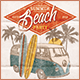 Summer Beach Party Flyer/Poster - GraphicRiver Item for Sale