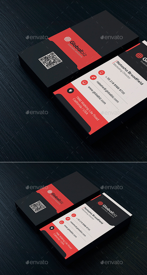 Business Card Vol. 47 - Creative Business Cards