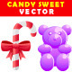 Candy Sweets - GraphicRiver Item for Sale