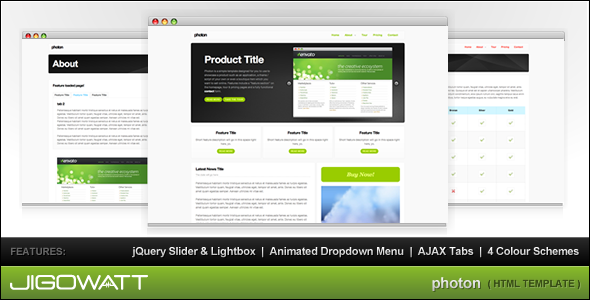 Free Download photon Nulled Latest Version