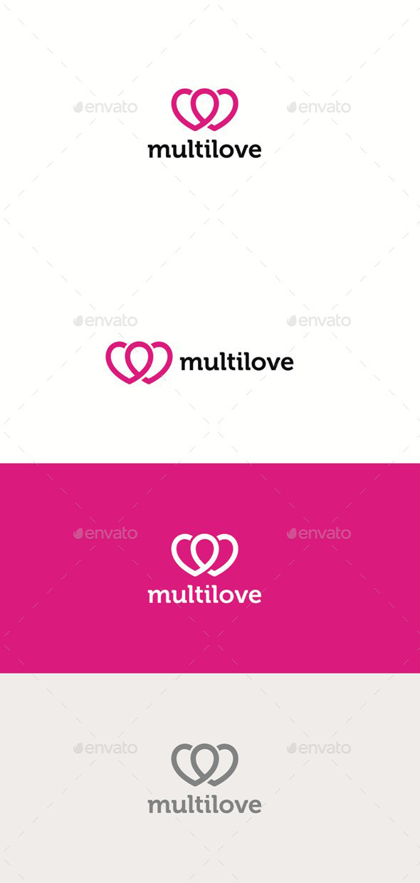 Multilove - Logo Templates
