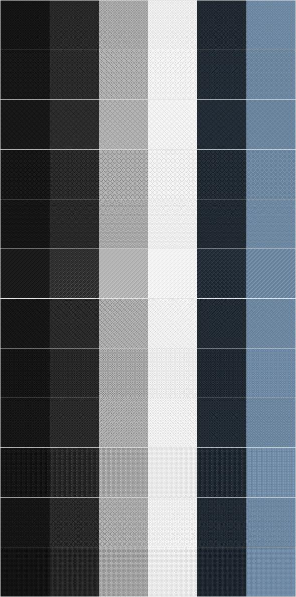Web Design Background Subtle Pixel Patterns v1  - Textures / Fills / Patterns Photoshop