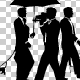People Man Silhouette - VideoHive Item for Sale