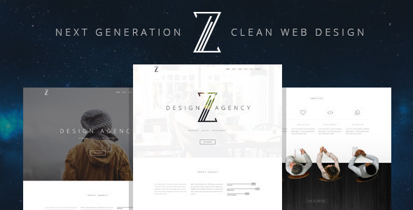 Zuut – Clean Agency WordPress Theme