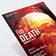 Fear Of Death - Church Flyer - GraphicRiver Item for Sale