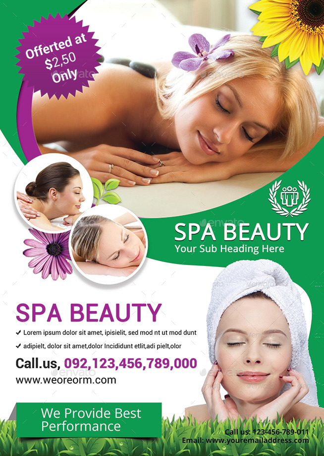 Beauty Salon Spa