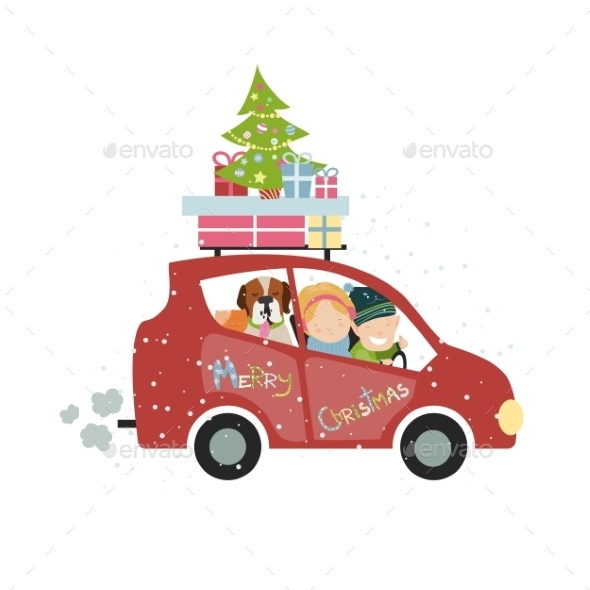 Christmas Family Trip