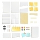 Paper Notes And Clips Object Set