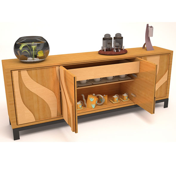 Wine cellar 2 - 3DOcean Item for Sale