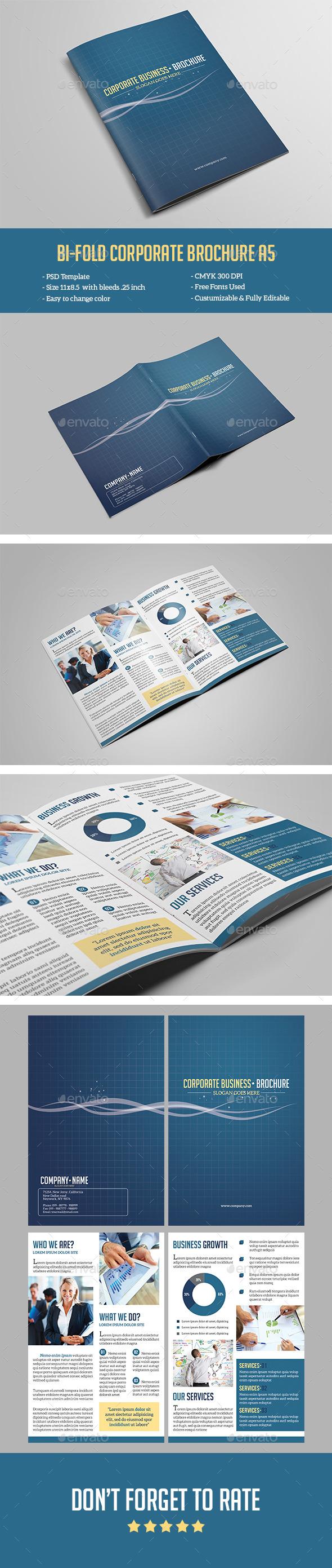 Bi-Fold Corporate Brochure V2 - Corporate Brochures