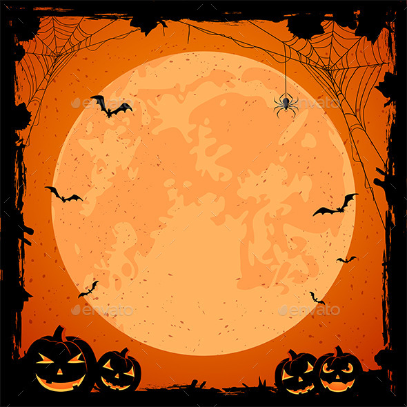 halloween moon wallpaper - photo #25