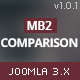 Mb2 Comparison Slider - Joomal Slider Module