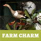 Farm Charm–Farm Village Style Blogger Template  - ThemeForest Item for Sale