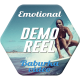 Emotional Demo Reel - VideoHive Item for Sale