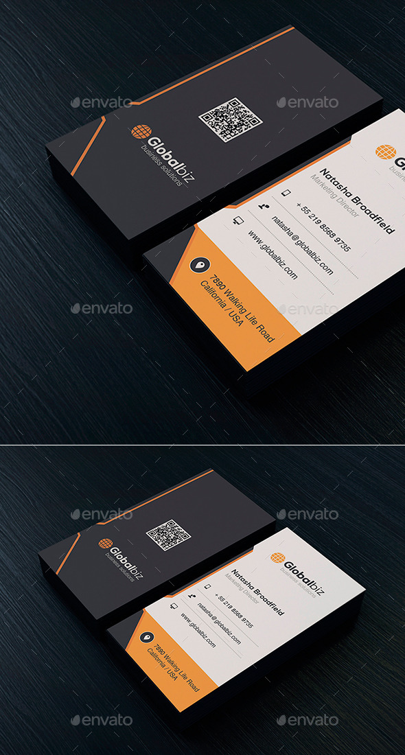 Business Card Vol. 48 - Corporate Business Cards