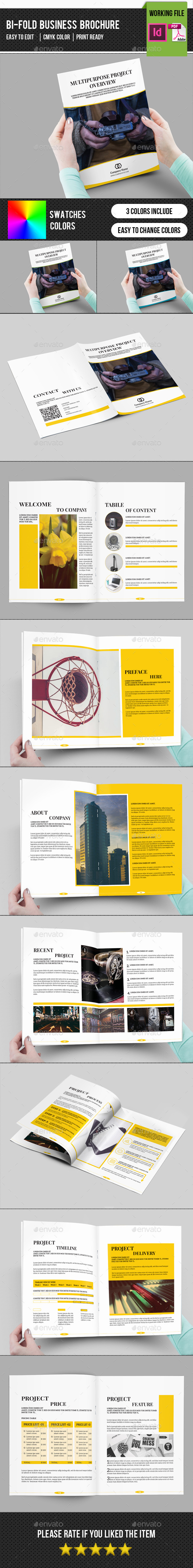 Company Brochure Template-V275 - Catalogs Brochures
