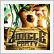 Jungle Fever Party - GraphicRiver Item for Sale